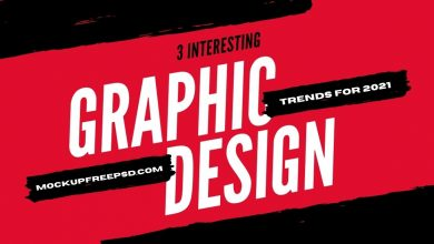 Photo of 3 Interesting Graphic Design Styles for 2021