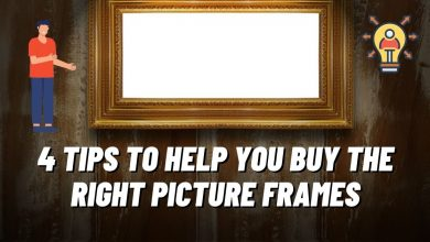 Photo of 4 Ideas to Help you Find the Right Picture Frames