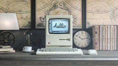 Photo of Apple Macintosh Computer Mockup Download