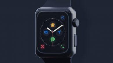 Photo of Black Apple Watch Mockup Set Download