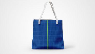 Photo of Canvas Bag Mockup Download