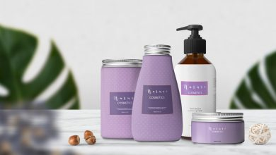 Photo of Cosmetics Containers Mockup Download