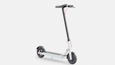 Photo of E-Scooter Mockup Download