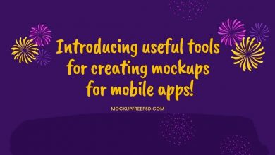 Photo of Introducing useful tools for creating mockups for mobile apps!