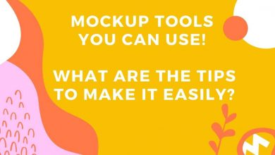 Photo of Mockup tools you can use! What are the tips to make it easily?