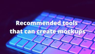 Photo of Recommended tools that can create mockups