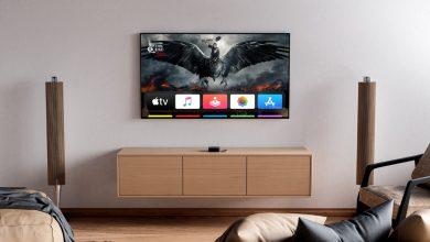 Photo of TV in Living Room Mockup Download