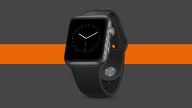 Photo of Versatile Apple Watch Mockup Download