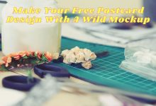 Photo of Make your free postcard design with a wild mockup