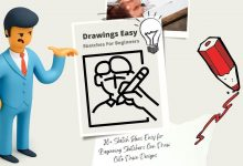 Photo of 20+ Sketch Ideas Easy for Beginning Sketchers Can Draw